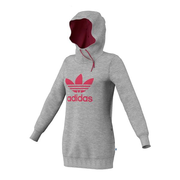 Adidas Originals Long Logo Hoody