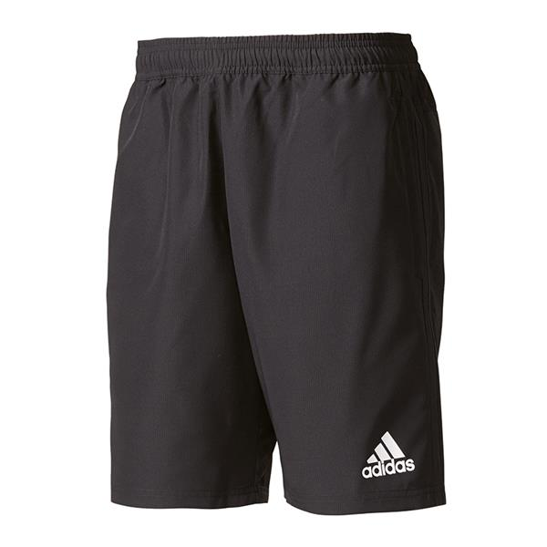 adidas tiro 17 woven short hose kurz schwarz weiss ebay. Black Bedroom Furniture Sets. Home Design Ideas