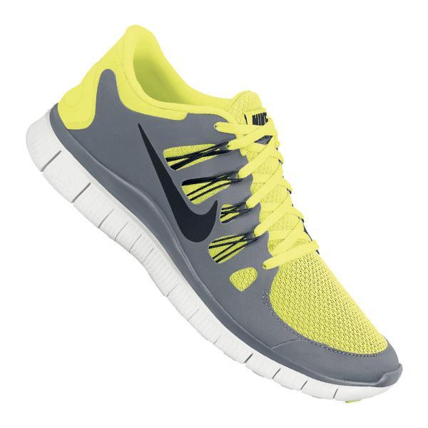 Nike Free 5.0 Grau