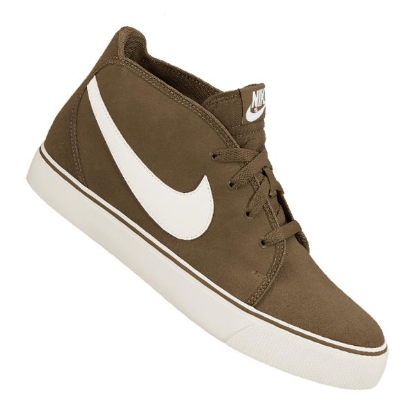 Nike Toki Leather Sneaker Braun