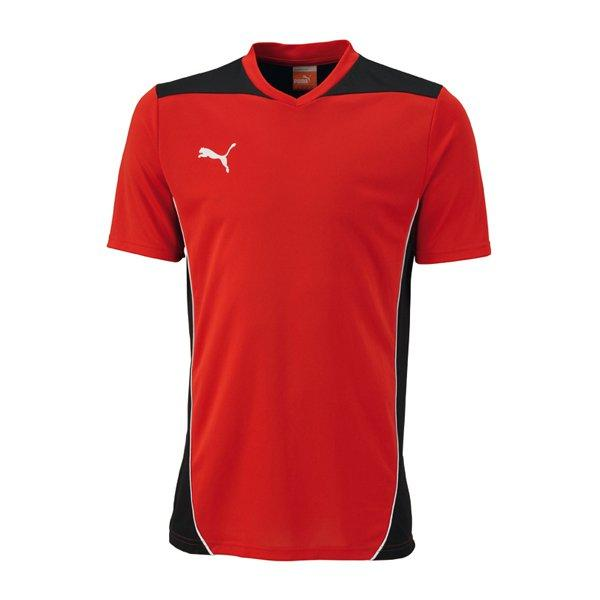 Puma Foundation Training T-Shirt Rot Schwarz F01 653096