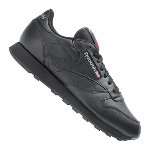 Reebok Classic Leather Sneaker Negro Negro Negro ff5405