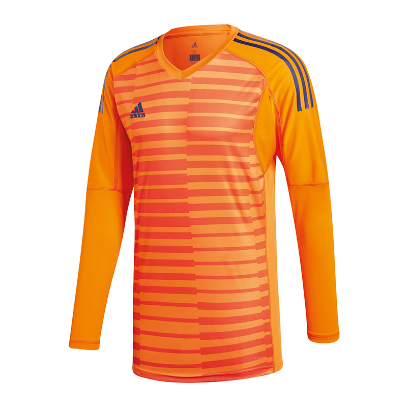 Adidas Adipro 18 Maillot De Gardien Manches Longues/orange