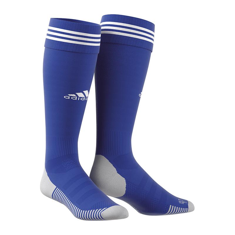 Adidas-Adisock-18-Medias-Protectoras-Azul-Blanco