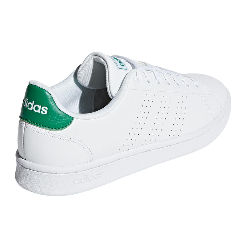 Indexbild 5 - adidas Advantage Sneaker Weiss Grün