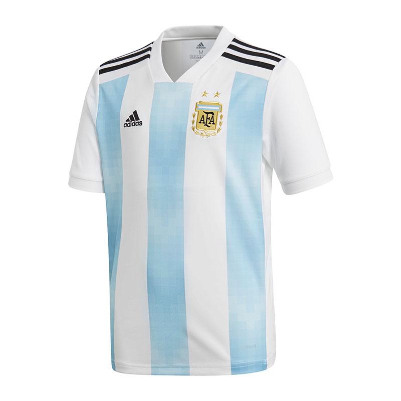 Adidas Silberinien Trikot Home Kids WM18 Weiss  | Hohe Hohe Hohe Qualität und Wirtschaftlichkeit  95817a