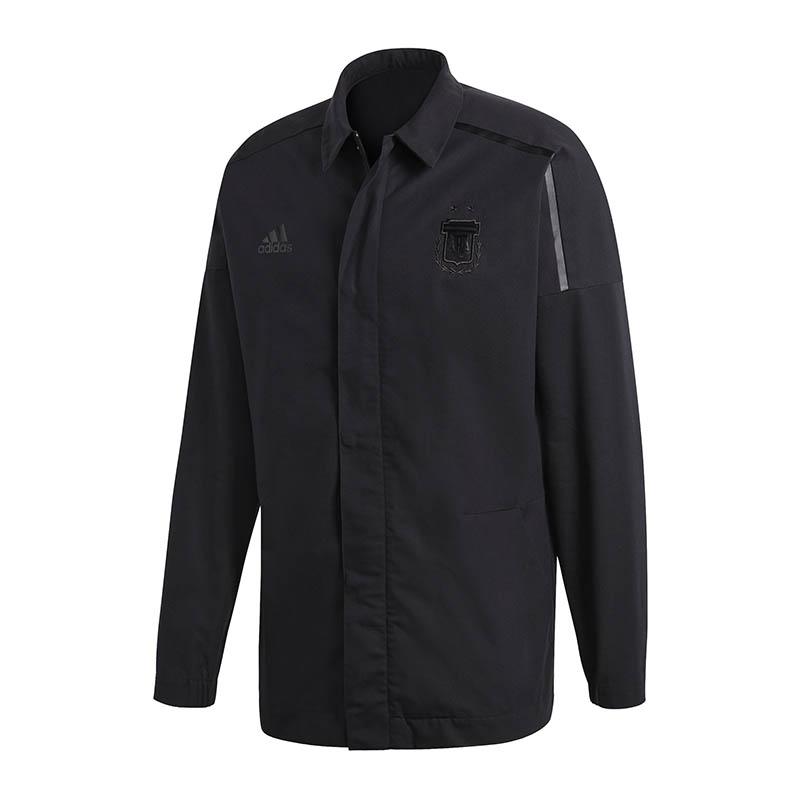 Adidas plataina Z. N. E. Jacket Tejido Negro