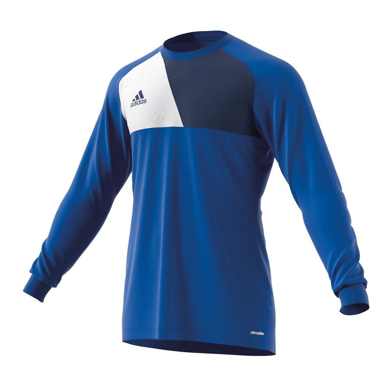 Adidas 17 Assita 17 Adidas Maillot de Gardien Enfants Bleu Blanc 1bb400
