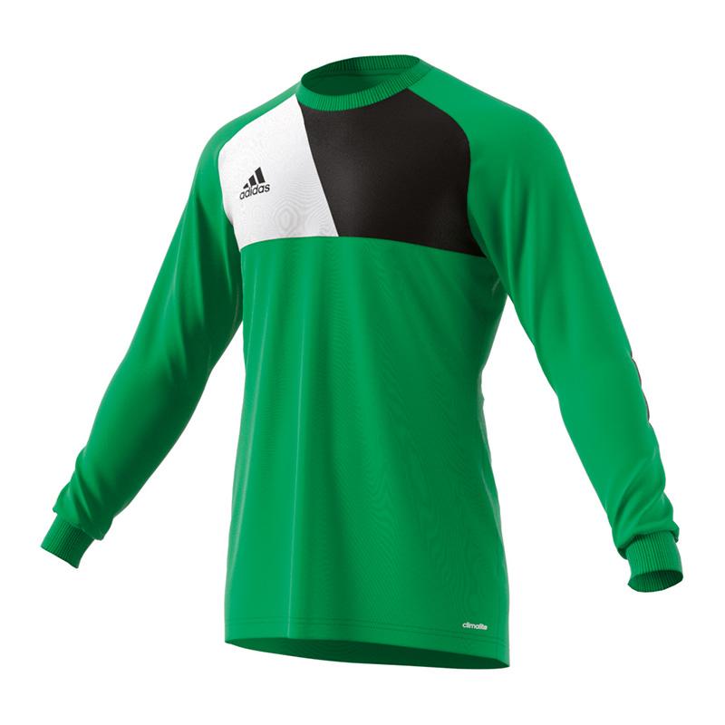 La imagen se está cargando Adidas-Assita-17-Camiseta-Portero-Ninos-Verde f3b69401826b7