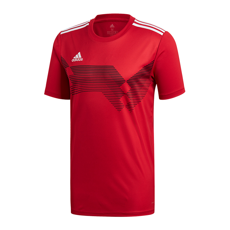 Details zu adidas Campeon 19 Trikot Rot Weiss