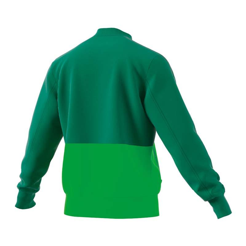 Adidas CONDIVO 18 TRAINING TOP Pullover gelb weiß Kinder