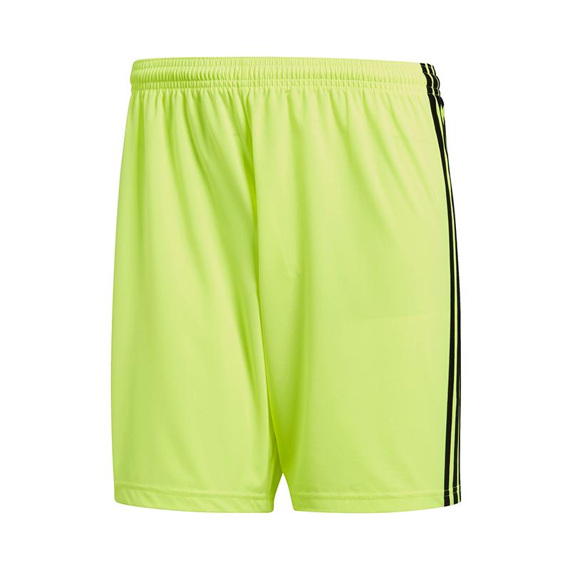 18 Corto Ebay Pantaloncini Nero Adidas Corti Condivo Giallo FW4CRC