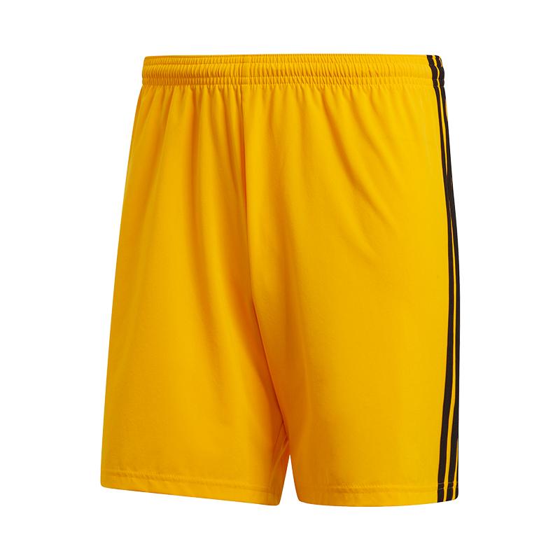 another chance official supplier classic fit Details zu adidas Condivo 18 Short Hose kurz Gold Schwarz