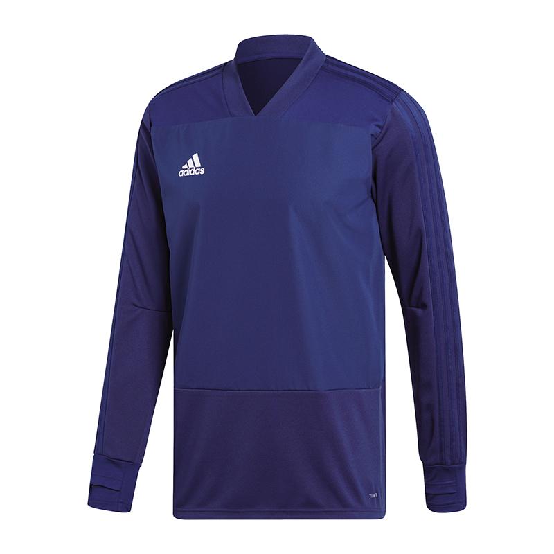 Adidas Condivo 18 Felpa blu scuro