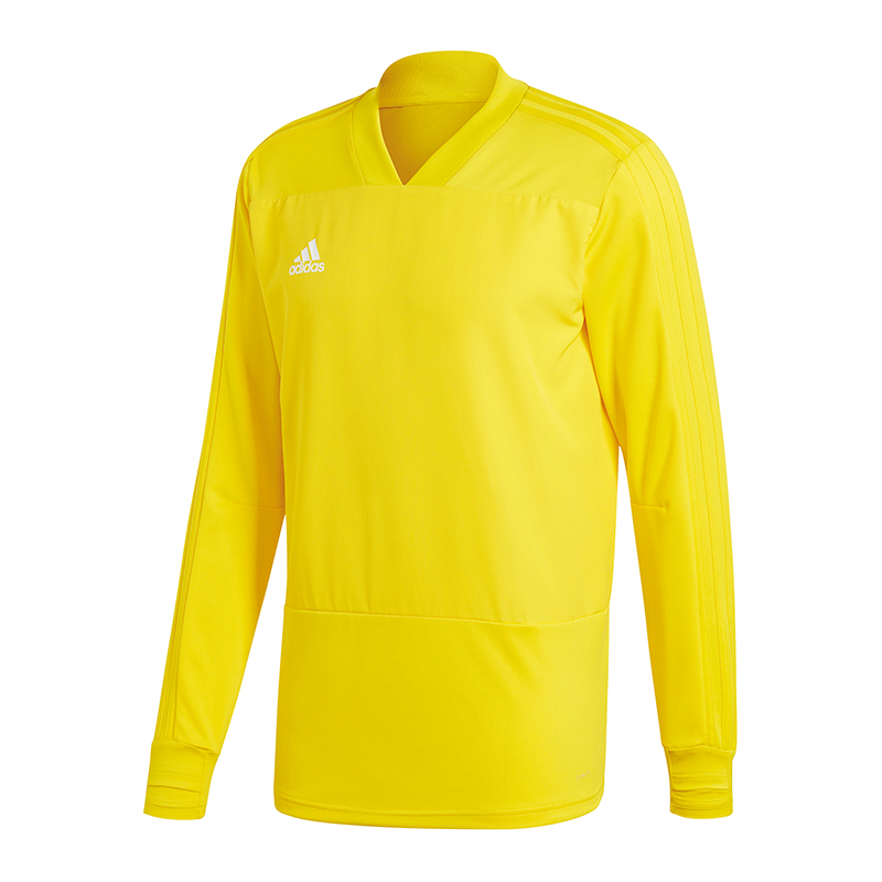 Adidas Condivo 18 Sweat yellow white