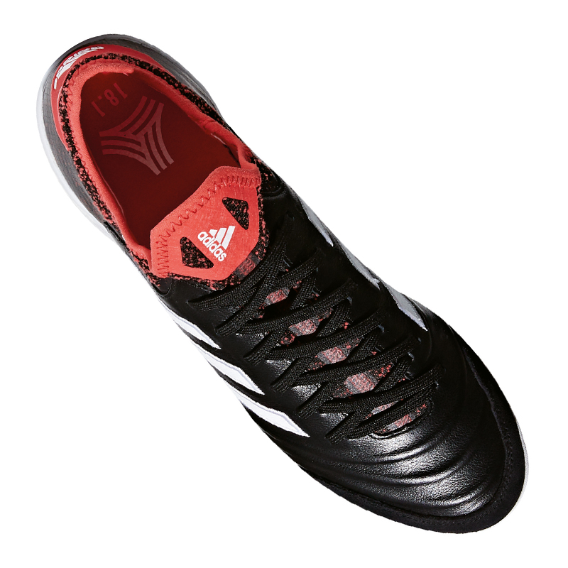 on sale bfea6 3003f adidas COPA Tango 18.1 IN Halle Schwarz Rot 4 4 sur 4 Voir Plus