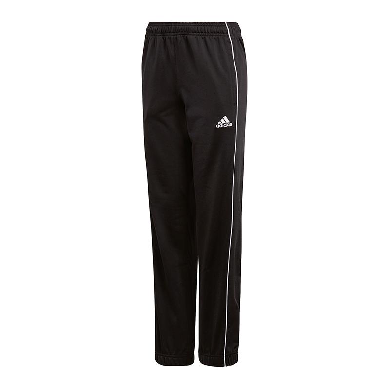 Adidas Core 18 Polyesterhose kids noir blanc