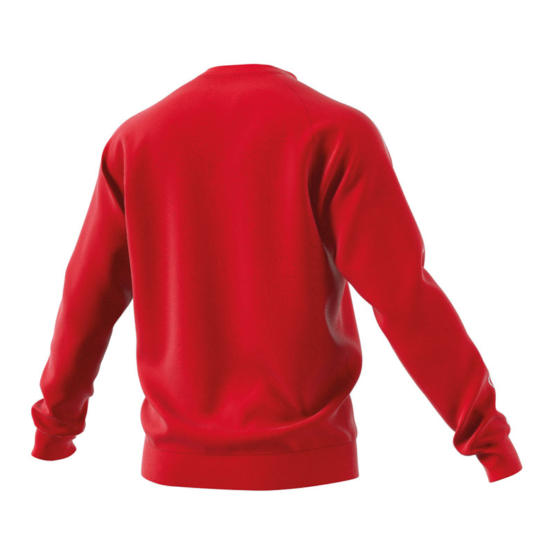 ADIDAS CORE 18 Sweat Top Rot Weiss EUR 23,95 | PicClick DE