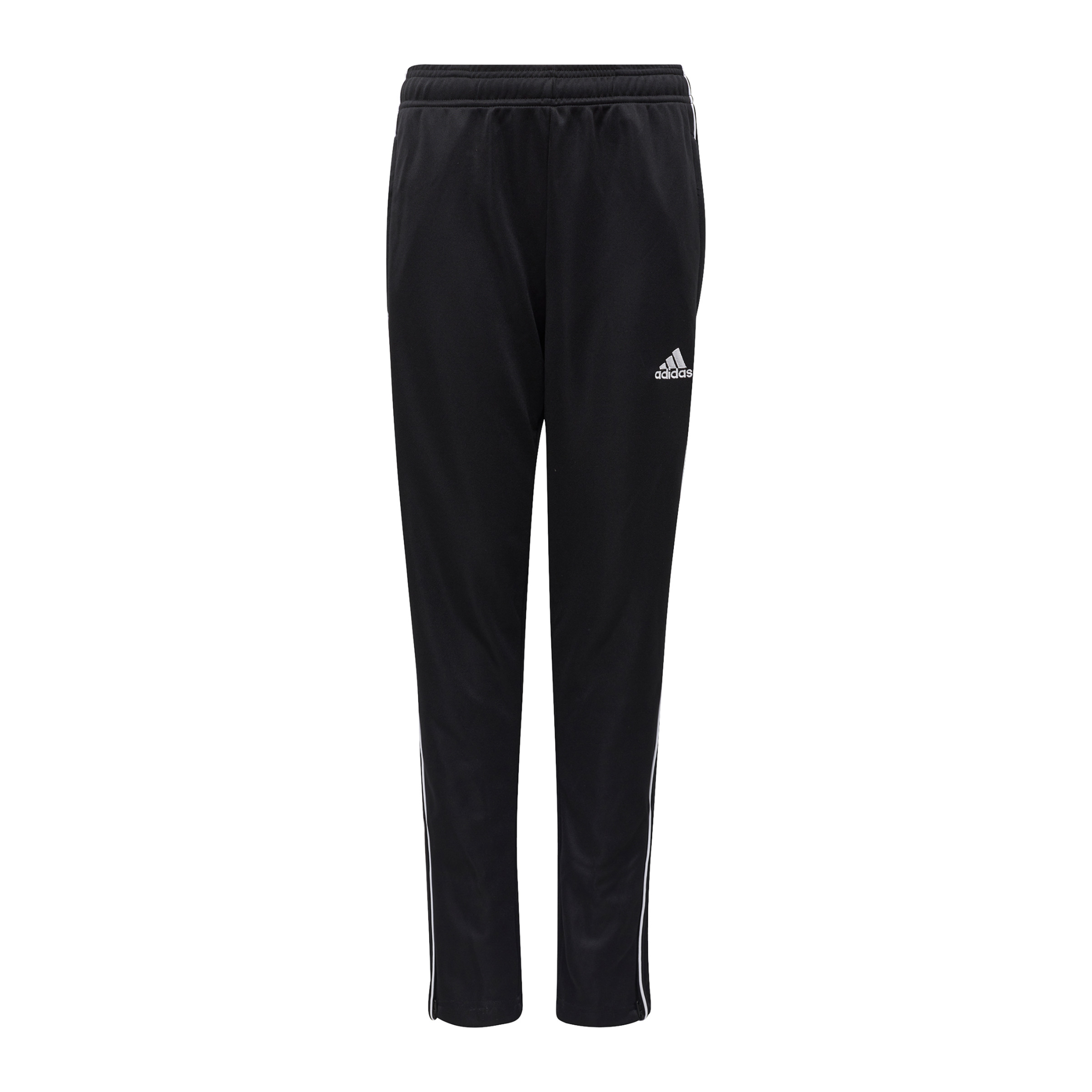 adidas-Core-18-Training-Pant-Kids-Schwarz-Weiss Indexbild 1
