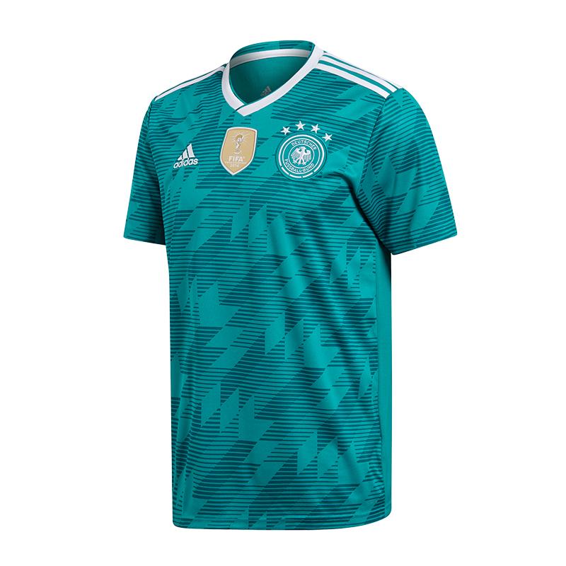 Detalles de Adidas dfb Alemania camiseta away niños WM 2018 br3146 ver título original