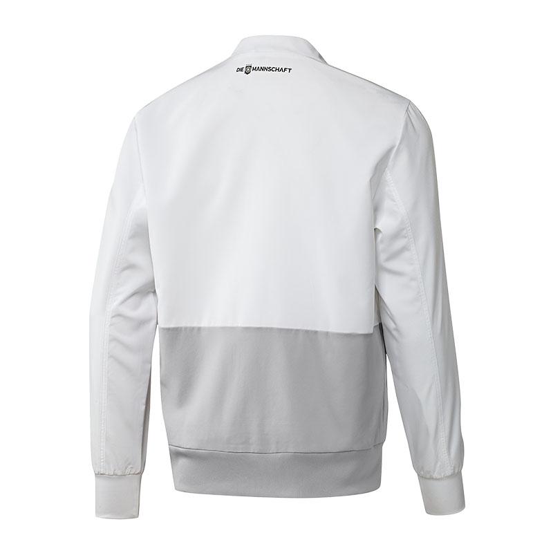 Bianco Giacca Germania Presentazione Adidas Dfb wqHCna0x