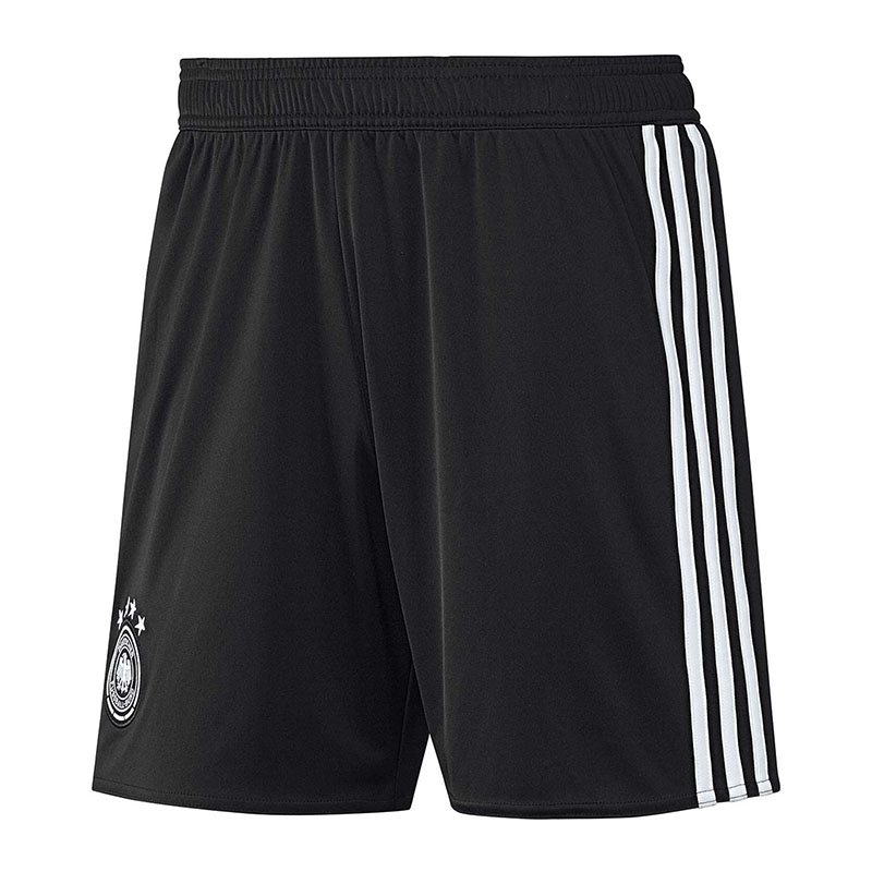 Adidas Allemagne Dfb Short Home Wm 2018 Noir