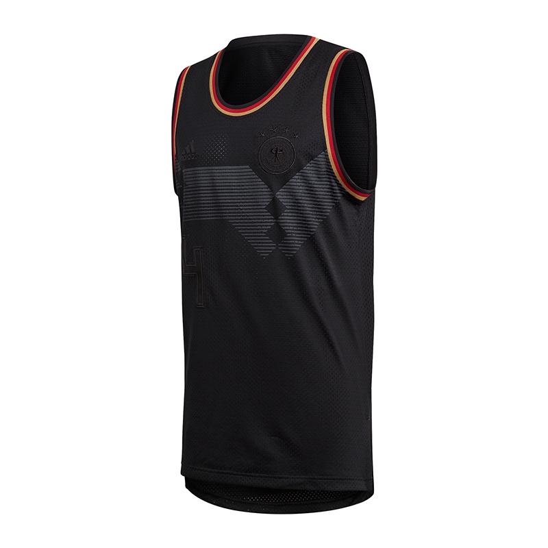 ADIDAS DFB Alemania Camiseta Tirantes Negro