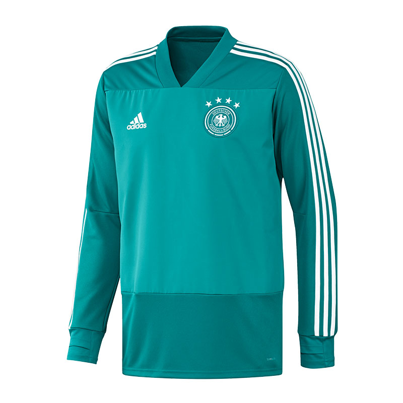 ADIDAS DFB Germania Top Allenamento Turchese