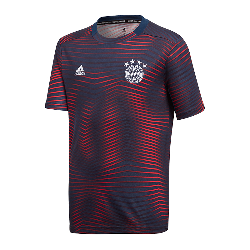 Adidas FC Bayern München Prematch Haut Enfants
