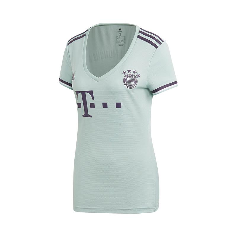 Adidas FC Bayern Bayern Bayern München Trikot Away Damen  2018 2019 3aff75