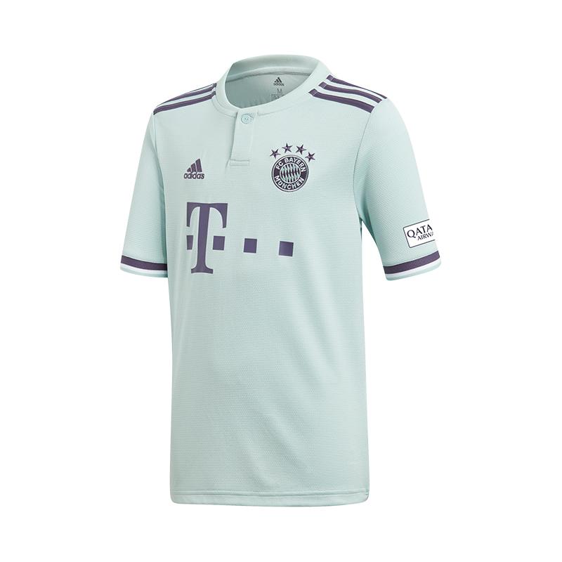 Adidas FC Bayern München Maillot Extérieur Enfants 2018 2019