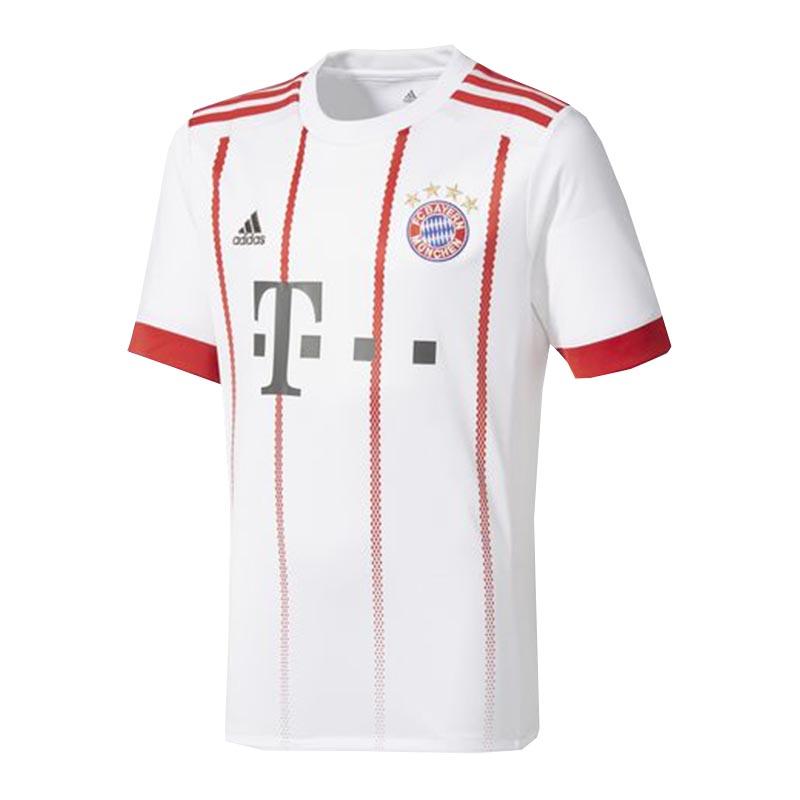 Adidas FC Bayern Bayern Bayern München Trikot UCL 2017 2018  | Spielzeugwelt, fröhlicher Ozean  845aca