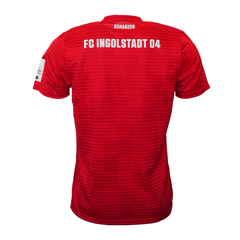 Adidas FC Ingolstadt 04 Camiseta Casa Rojo 2018 2019  266a524fecf28