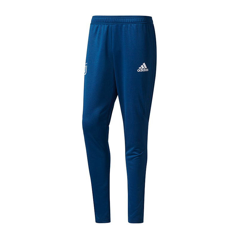 Adidas FC Juventus Turin Training Pant Hose Blau