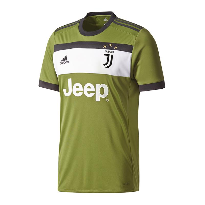 Adidas FC Juventus Turín Camiseta 3º 2017 2018