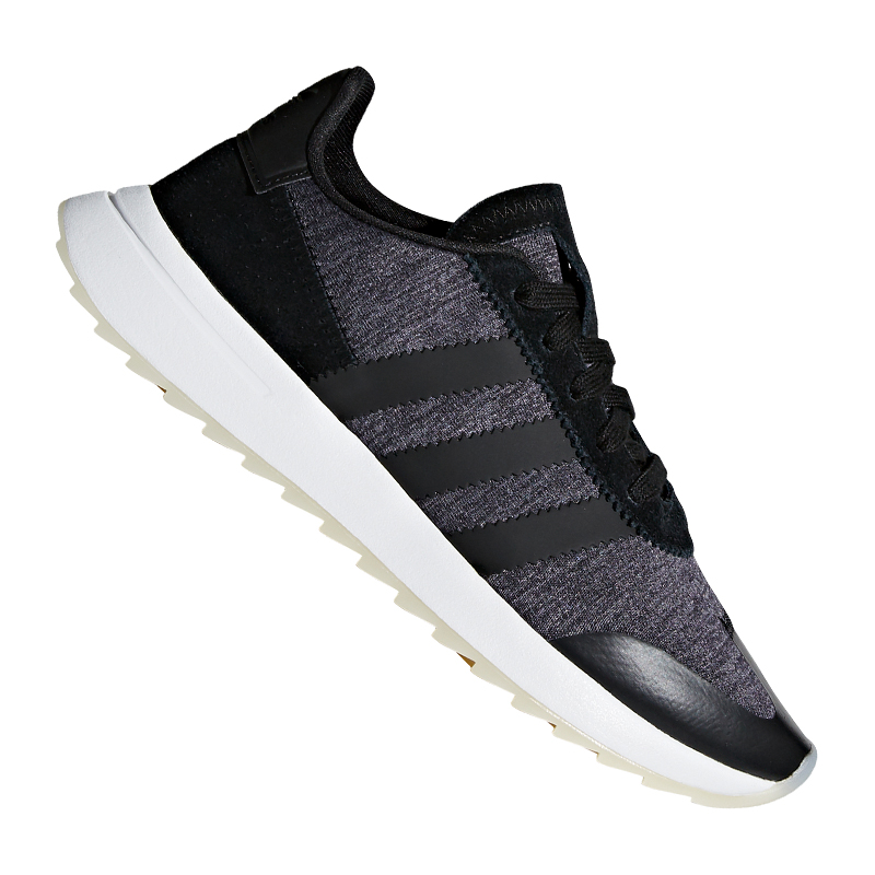 Athletic Shoes Supply Adidas Originals Flb Runner Sneaker Women's Black Careful Calculation And Strict Budgeting