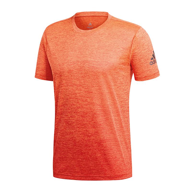 Adidas Freelift Gradient Tee T-Shirt Red