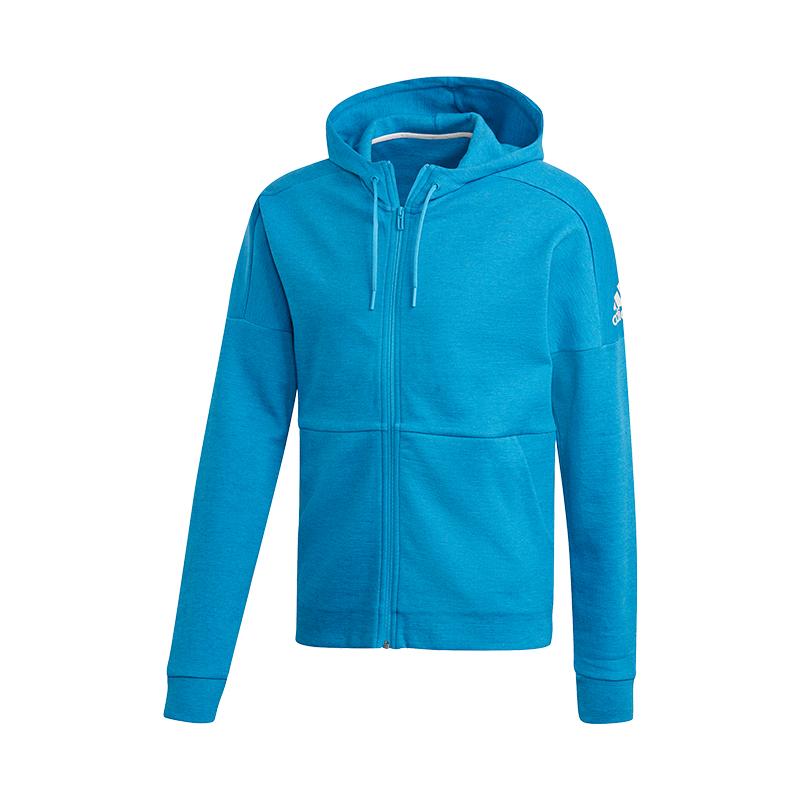 ADIDAS ID STADIUM Fz Hoody Jacket Blue $59.16   PicClick