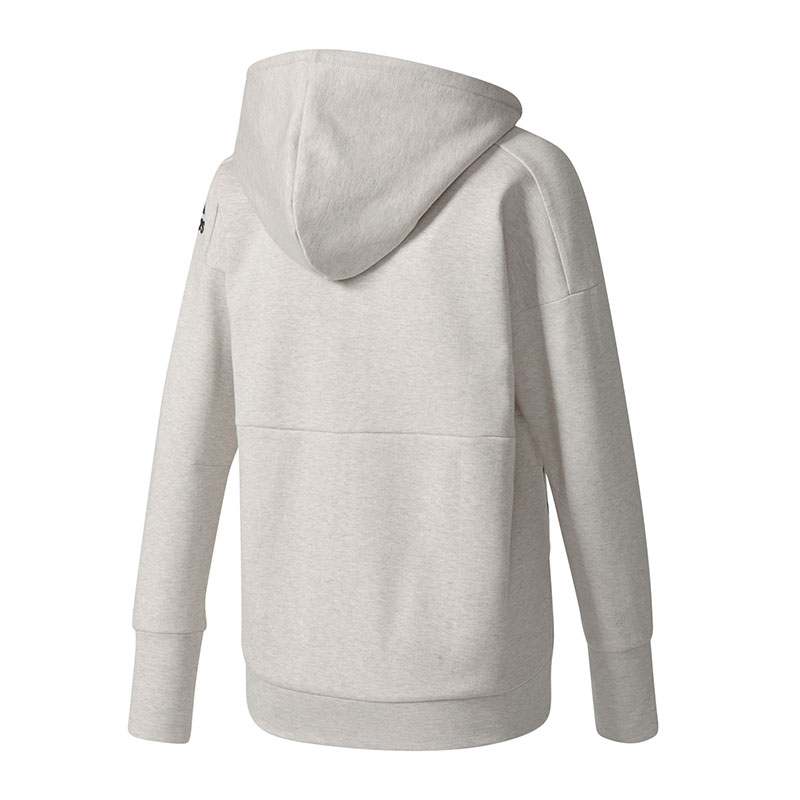 Details about Adidas Id Stadium Hooded Jacket Ladies Weiss