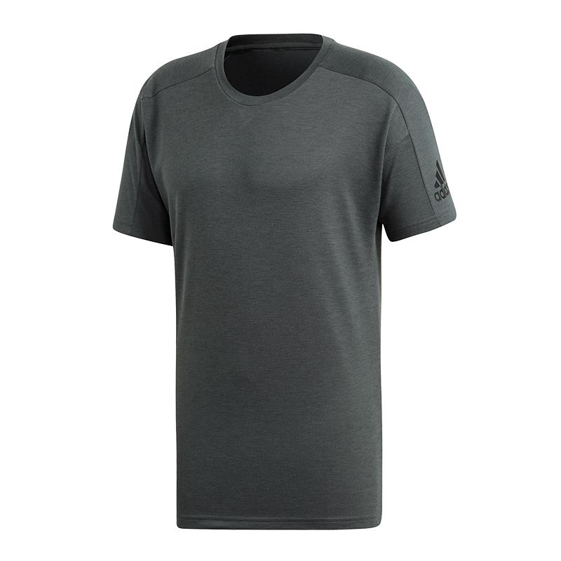 Adidas Id Stadium T Shirt Grey | eBay