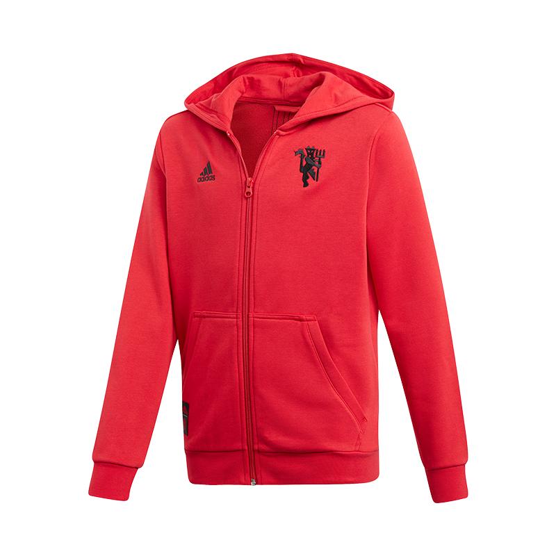 Adidas Manchester United Veste A Capuche Enfants red