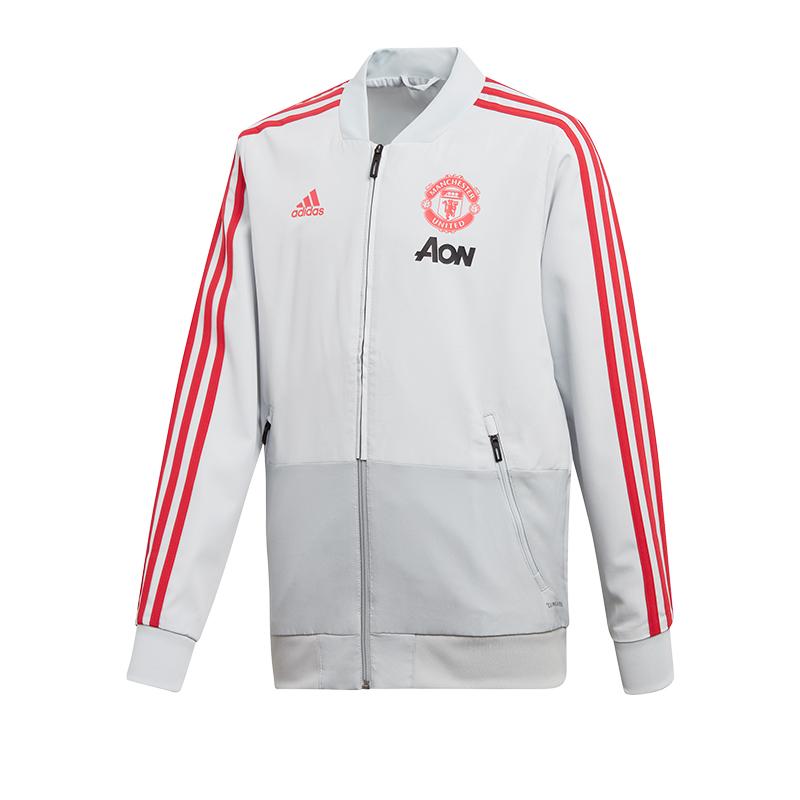 Adidas Manchester United Präsentationsjacke Kids Kids Kids 0211d0