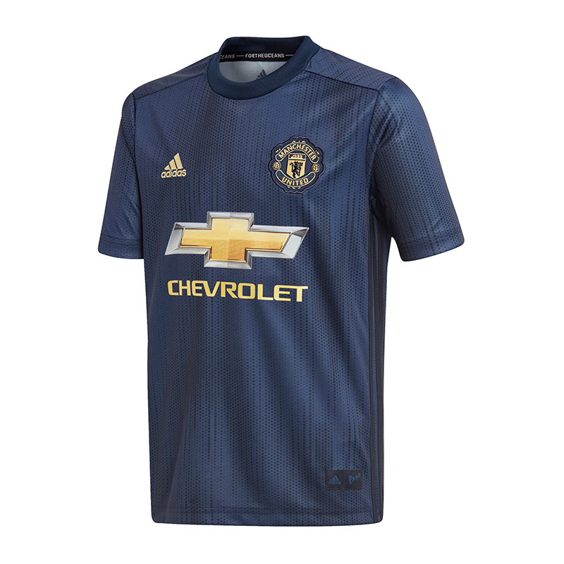 Adidas Manchester United Maillot 3rd Enfants