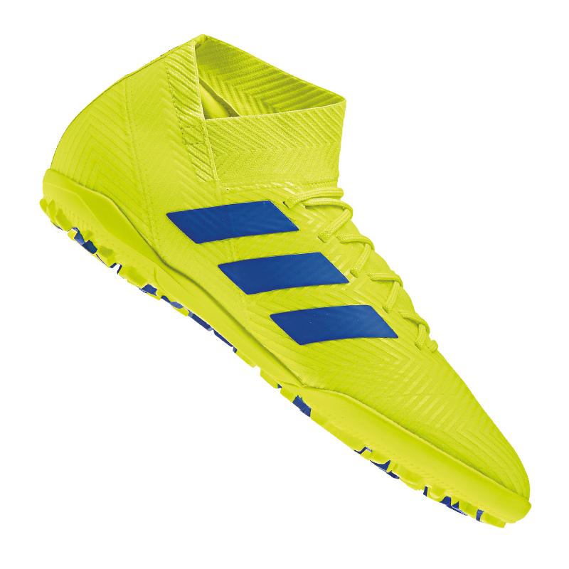 Adidas Nemeziz 18.3 Tf Yellow bluee