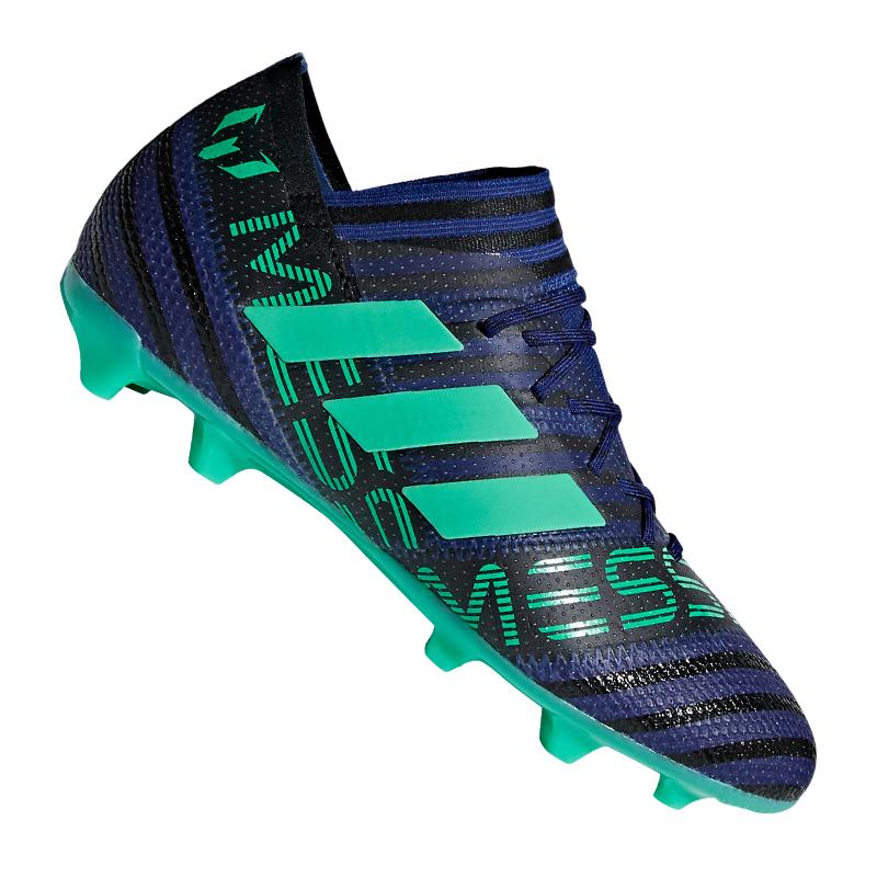 Adidas Nemeziz Messi 17.1 Fg J Niños bluee green