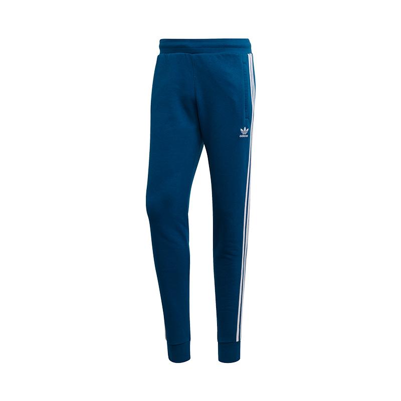 37cabd1785df4 ADIDAS ORIGINALS 3 Rayures Pantalon de Jogging Bleu - EUR 73