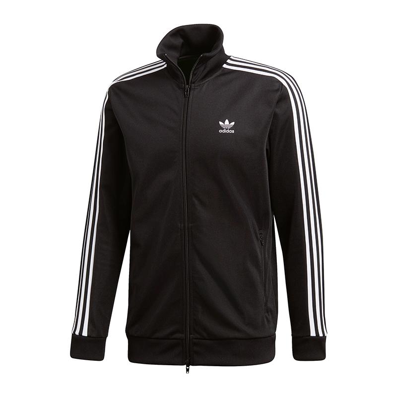 Adidas Originals Beckenbauer Tracktop Schwarz