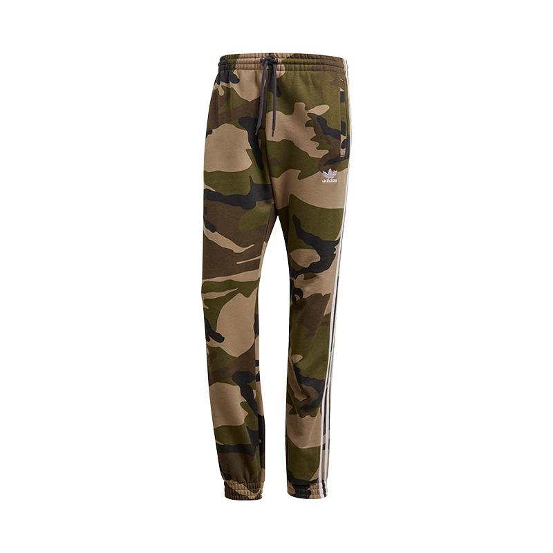 Adidas Originals Camo Fleecepant Fleecepant Fleecepant Jogginghose Braun 93e4dd
