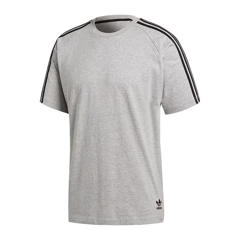 T Adidas shirt Grau shirt Tee Sélectionné Originals nN80mw