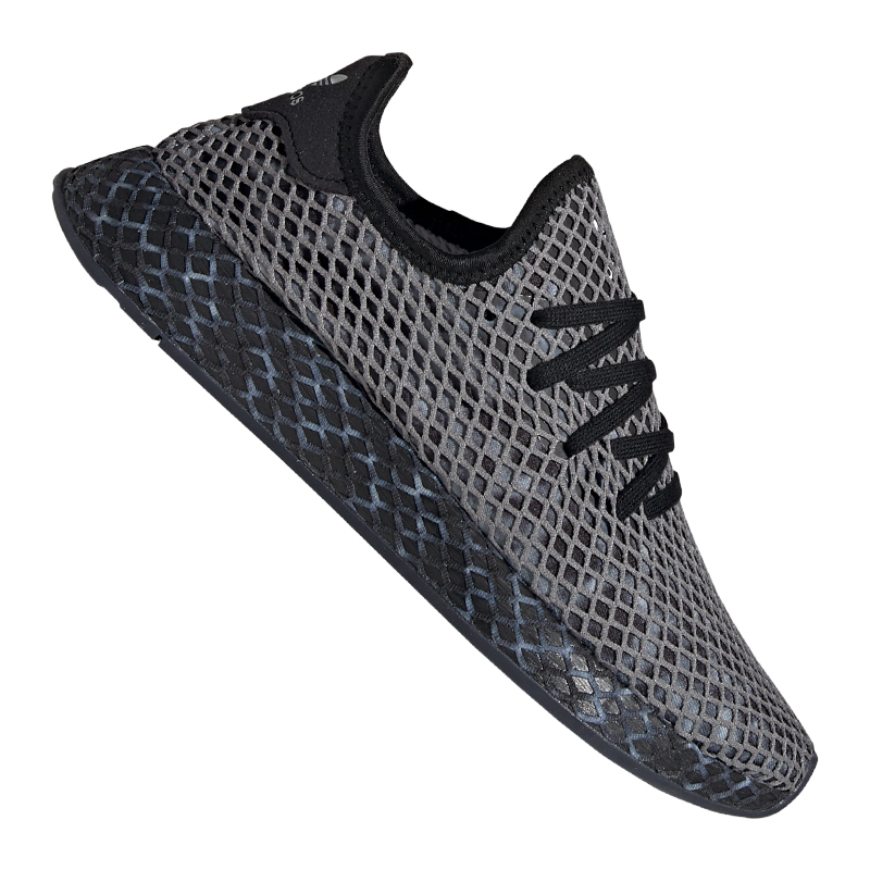 Adidas Originals Deerupt Runner Sneaker schwarzweiß